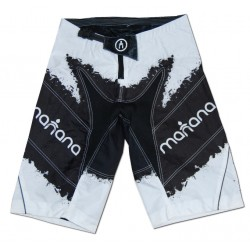 Kraťasy Manana Wear Air Shorts 2.0 White vel. 36