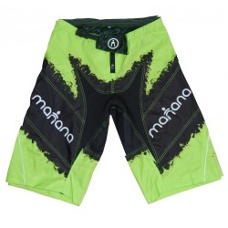 Kraťasy Manana Wear Air Shorts 2.0 Green vel. 36