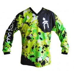 Dres Manana Wear Spooky Green camo vel. L