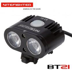 NiteFighter BT21 Wide Beam cyklosvítilna