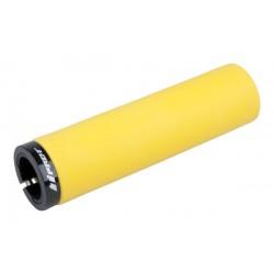Gripy PRO-T Plus Silicone lock-on žlutá
