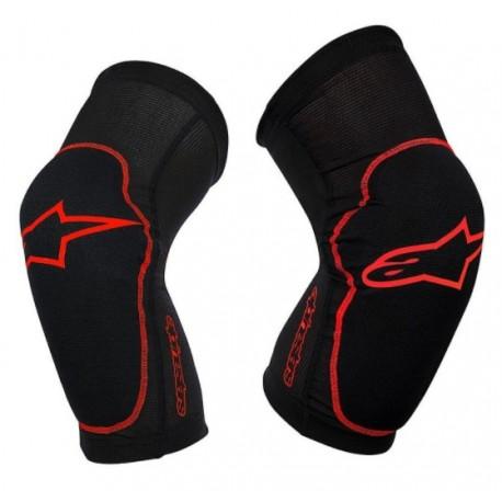 Chrániče kolen Alpinestars Paragon red/black vel.M