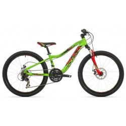Kolo ROCK MACHINE Storm 24 neon green/red/black