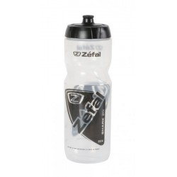 Láhev ZEFAL SHARK 80 transparent/černá