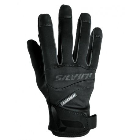 Zimní rukavice SILVINI FUSARO černá vel. L