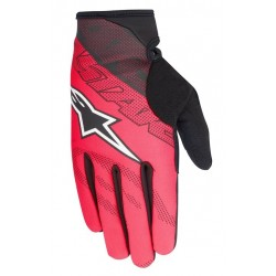 Rukavice Alpinestars Stratus red/black vel. M