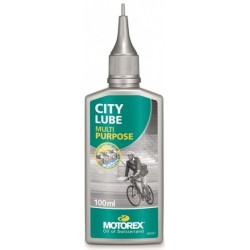 Olej na řetěz MOTOREX CITY LUBE univerzál - 100ml