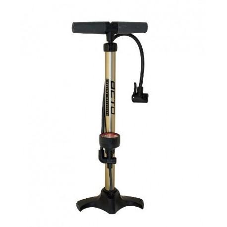 Pumpa BETO - nožní s manometrem 160 PSI