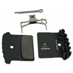 Brzdové destičky SHIMANO XT BR-M985, polymerové