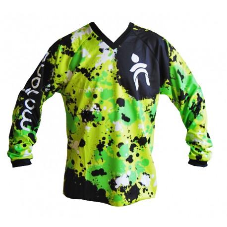 Dres Manana Wear Spooky Green camo vel. M