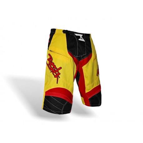 MX kraťasy Beachbitch MX shorts InFlame XXL