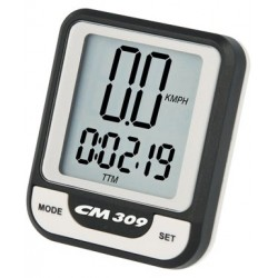 Cyclocomputer CM 309 bezdrátový