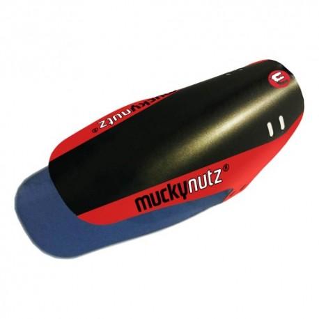 Blatník Mucky Nutz Face Fender červená - new