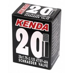 Duše KENDA 20x2,125 - 2,35 AV