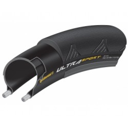 Plášť Continental Ultra Sport II 622-25 - drát