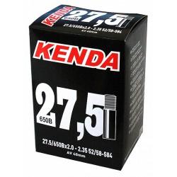 Duše KENDA 27,5x2,00-2,35 AV 40 mm
