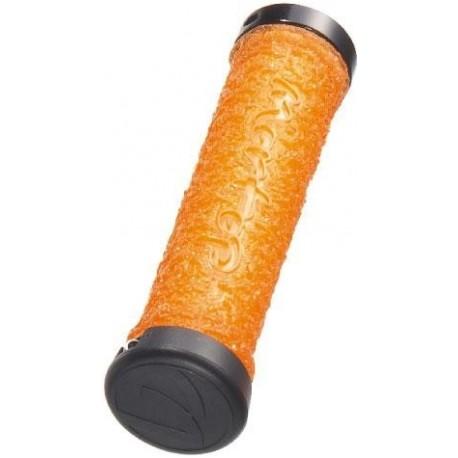 Gripy MORTOP GR-04LC - lock on - oranžová