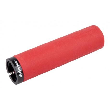 Gripy PRO-T Plus Silicone lock-on červená