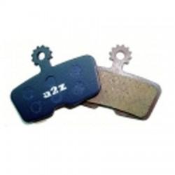 Brzdové destičky A2Z - 294 - AVID CODE R