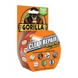 Gorilla Tape Clear Repair