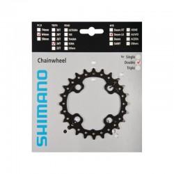 Převodník SHIMANO SLX FC-M675 24z 2x10