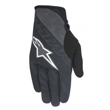 Rukavice Alpinestars Stratus black/steel grey vel. XL