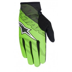 Rukavice Alpinestars Stratus green/black vel. L