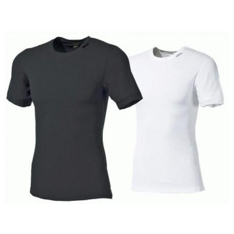 Funkční triko Progress kr. ruk. pánské bílé XL