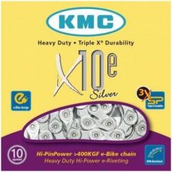 Řetěz 10 KMC X-10-E , e-bike