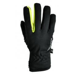 Zimní rukavice SILVINI TRELCA černá-neon vel. XL