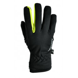 Zimní rukavice SILVINI TRELCA černá-neon vel. XXL