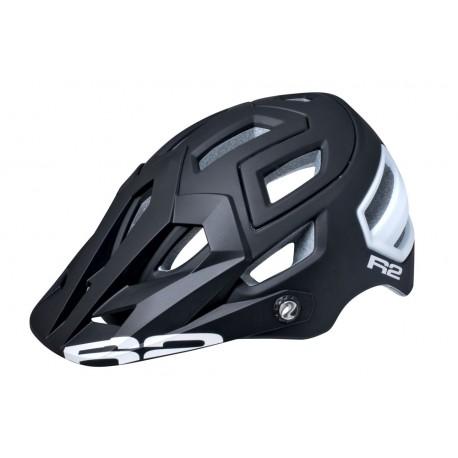 Helma R2 Trail - černá/bílá, vel. M 55-59