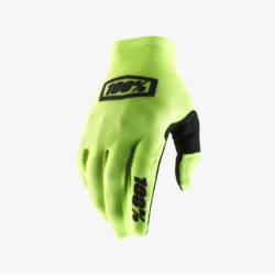 "Rukavice 100% ""CELIUM 2"" Fluo Yellow/Black vel. L"