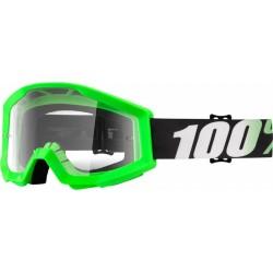 Brýle motokrosové 100% STRATA Arkon - Clear Lens