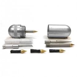 Dynaplug Micro Pro Kit stříbrný