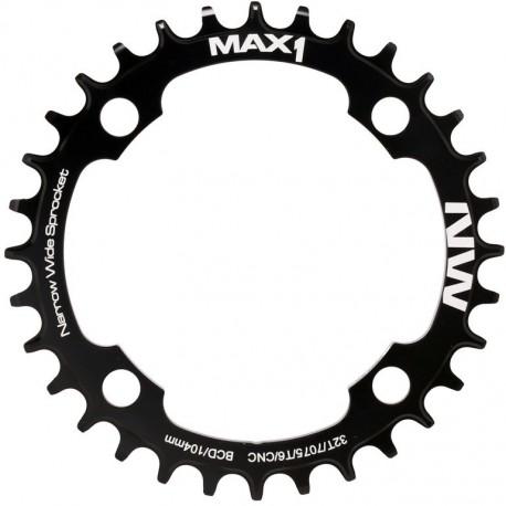 Převodník MAX1 Narrow Wide 32z černý