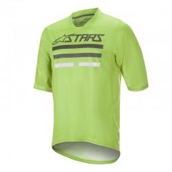 Dres Alpinestars MESA kr. rukáv V2 summer green vel. L