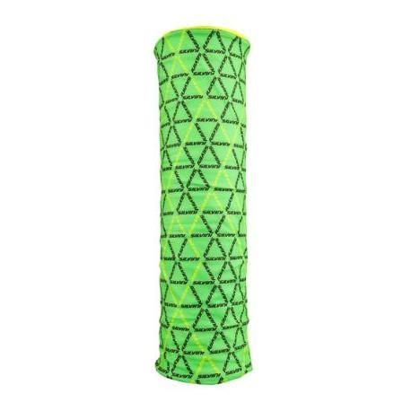 Multifunkční šátek SILVINI MARGA green-neon