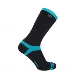 Ponožky nepromokavé DexShell Coolvent Sock aqua blue vel. L