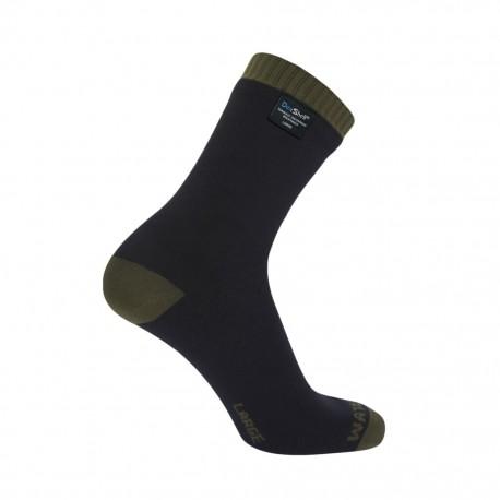 Ponožky nepromokavé DexShell Thermlite Sock olive green vel. L