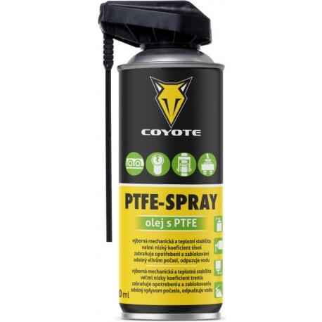 Olej COYOTE PTFE TEFLON 400 ml