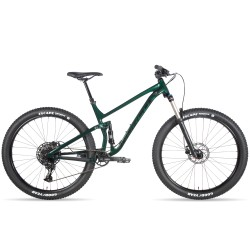 Kolo NORCO Fluid FS 3 27.5 Green/Black - vel. S