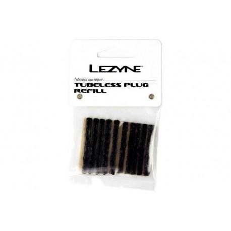 Náhradní knoty Lezyne Tubeless Plug Refill-20ks