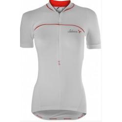 Dámský dres SILVINI CATIRINA WD1002 white-red vel. XL