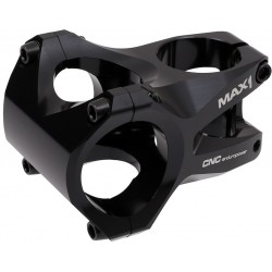 Představec MAX1 Enduro CNC 35 - 45mm černý