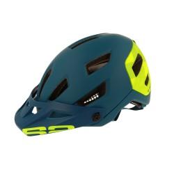 Helma R2 Trail 2.0 ATH31U - zelená, neon žlutá, matná, vel. L 58-61