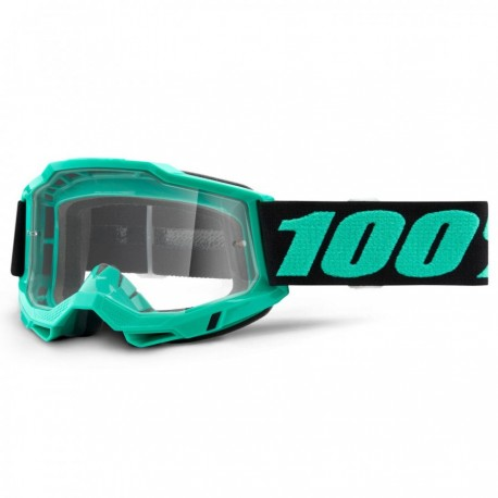 Brýle motokrosové 100% ACCURI 2 Tokyo - Clear Lens