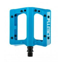 Pedály DEITY Compound V2 - blue