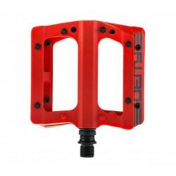 Pedály DEITY Compound V2 - red
