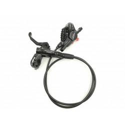Kotoučová brzda Shimano Deore BR-M6000 + páka BL-M6000 - zadní 1350mm, destičky s chladičem